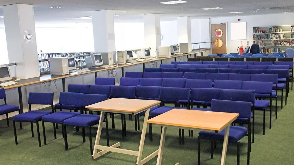 A Classroom for study