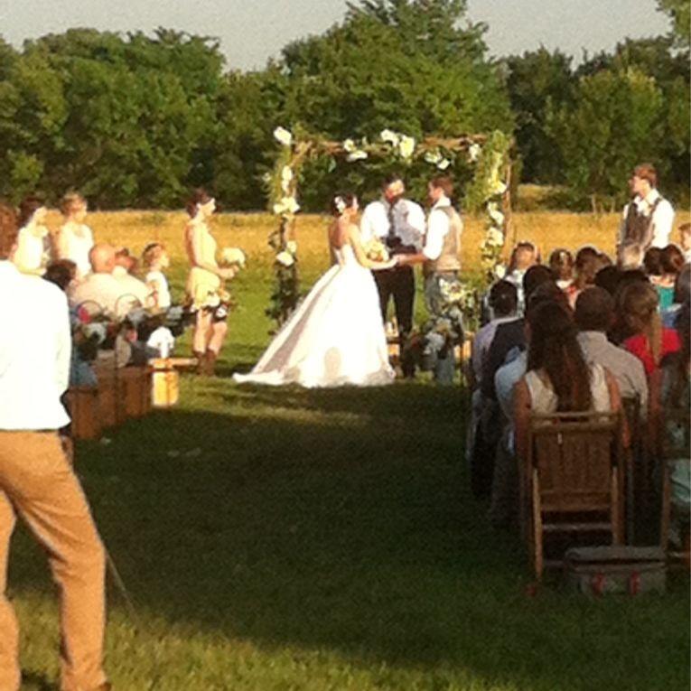 Wedding DJ Near Joplin