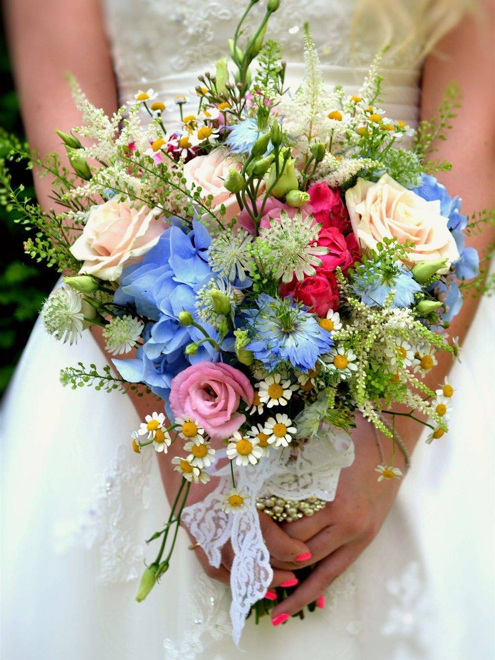 Wedding floristry tuition
