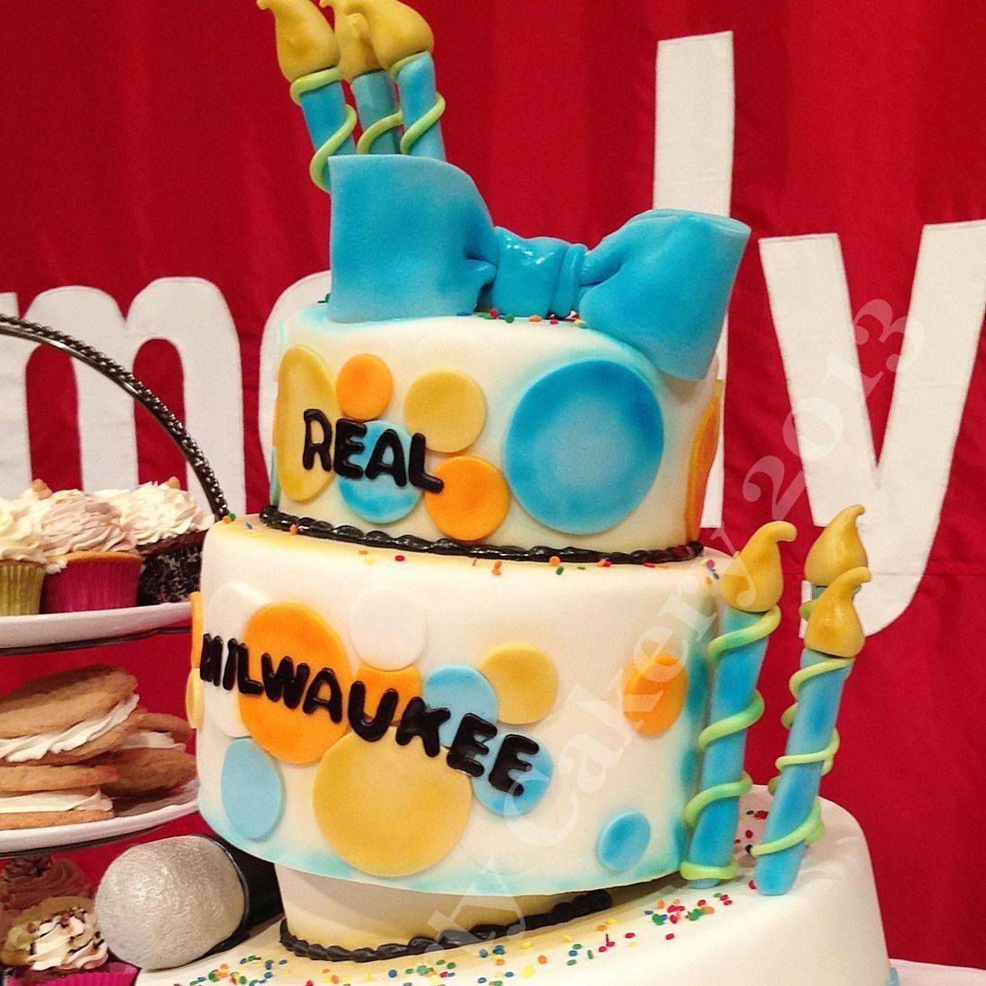 Custom Real Milwaukee Cake Milwaukee