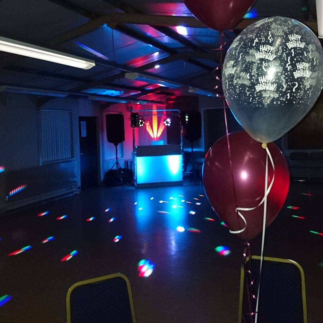 Party DJ Hire Northampton