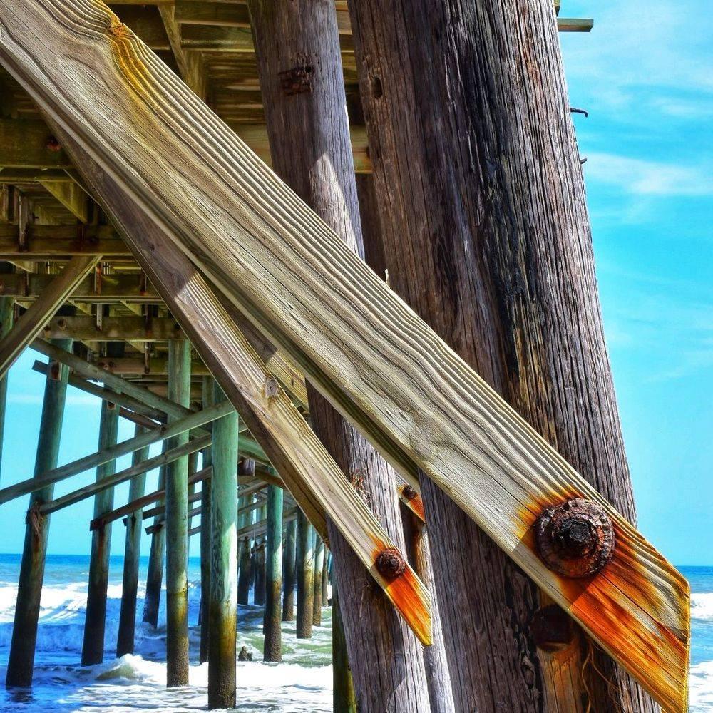 P Batson -Topsail pier