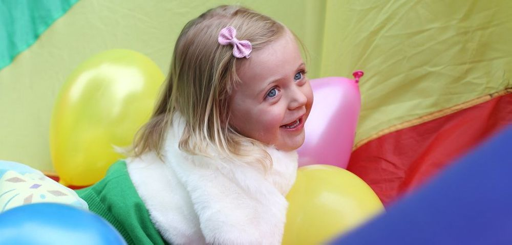 Amazing childrens parties