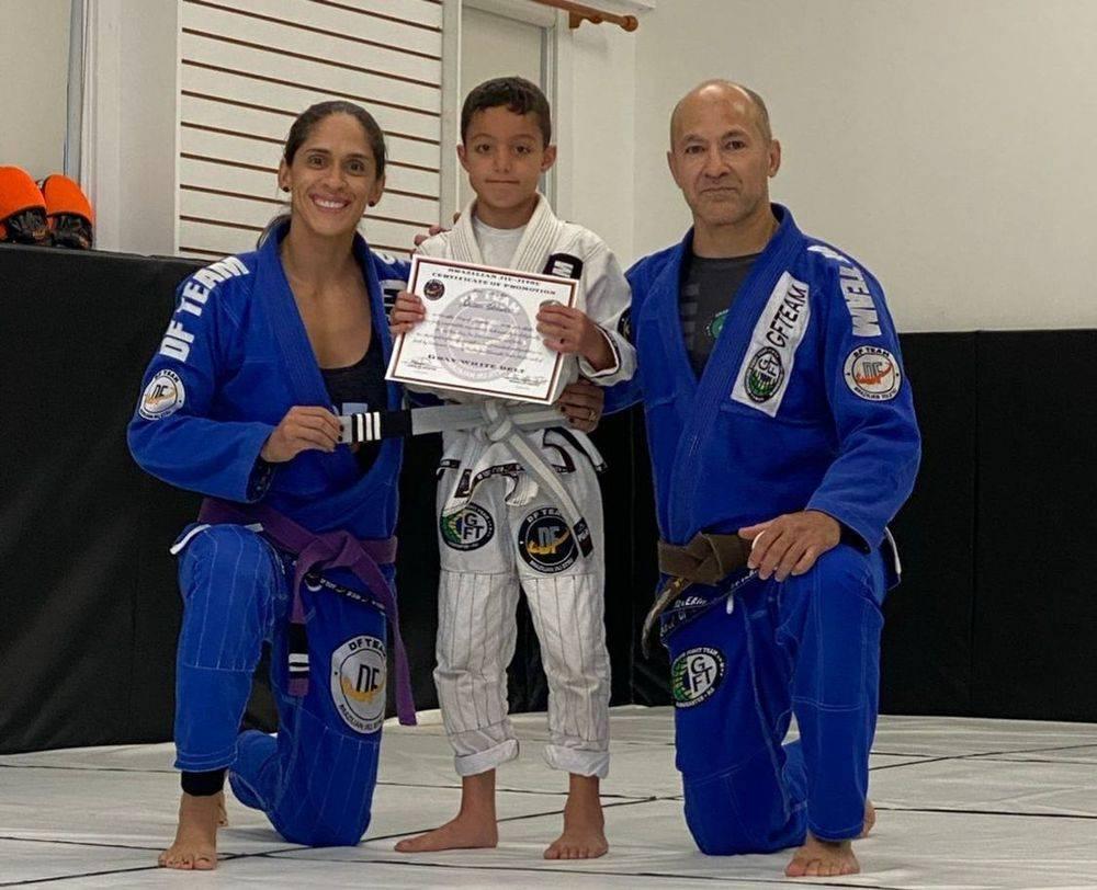 The Benefit of Continuous Training for Kids Jiu-Jitsu