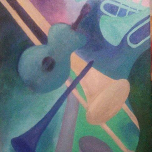 jazz painting