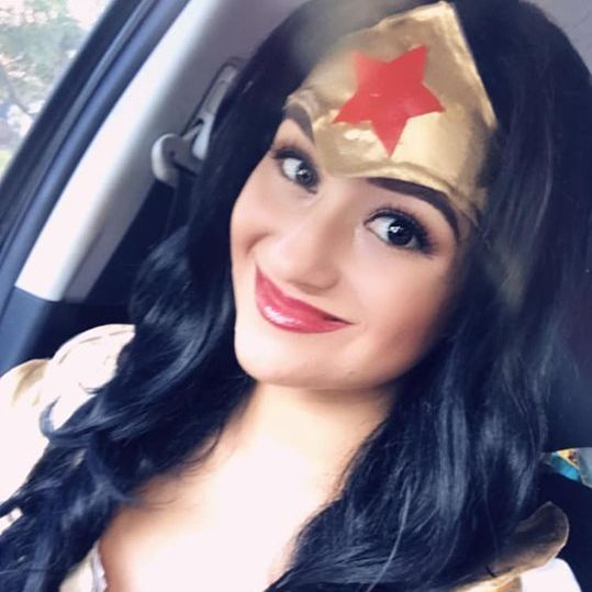 Superhero Wonder Woman birthday party characters San Antonio