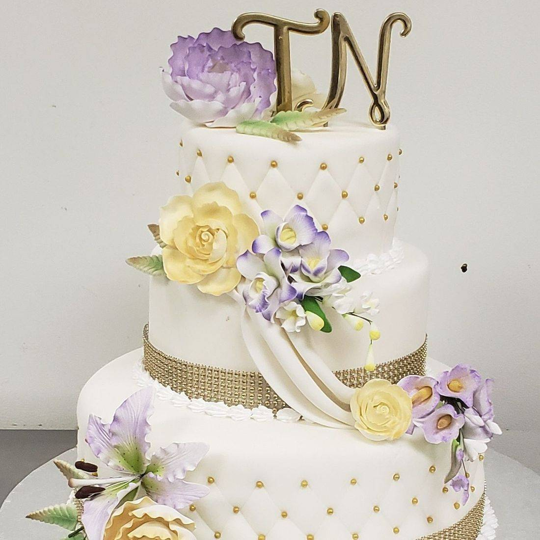 Wedding cake # 9