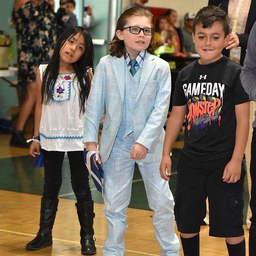 Tierra Vista 4th graders