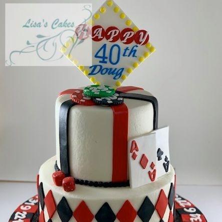 Fortnite Nintendo Switch Cake