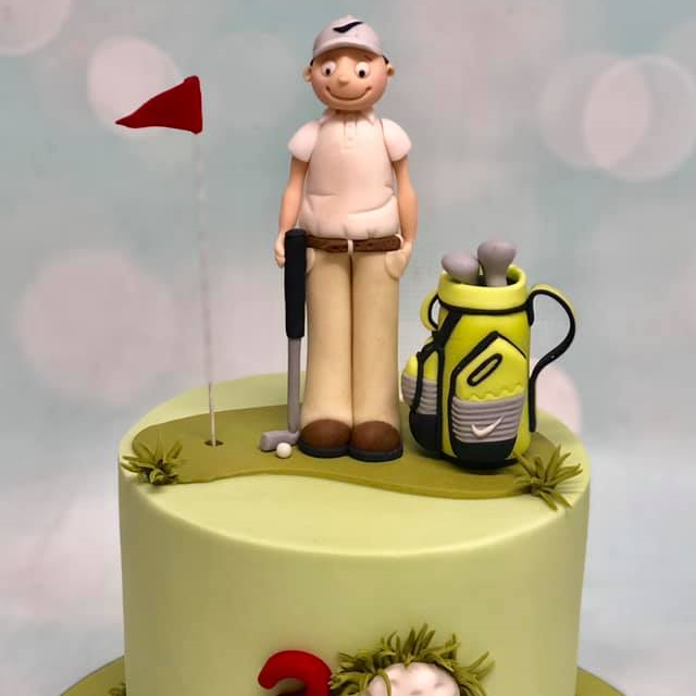 Birthday Cake Golf