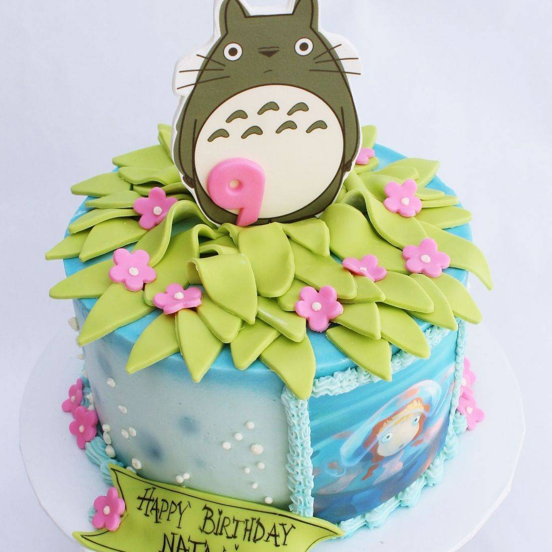 Pusheen Cat stylized cakes milwaukeeRetirement Fishing Cake