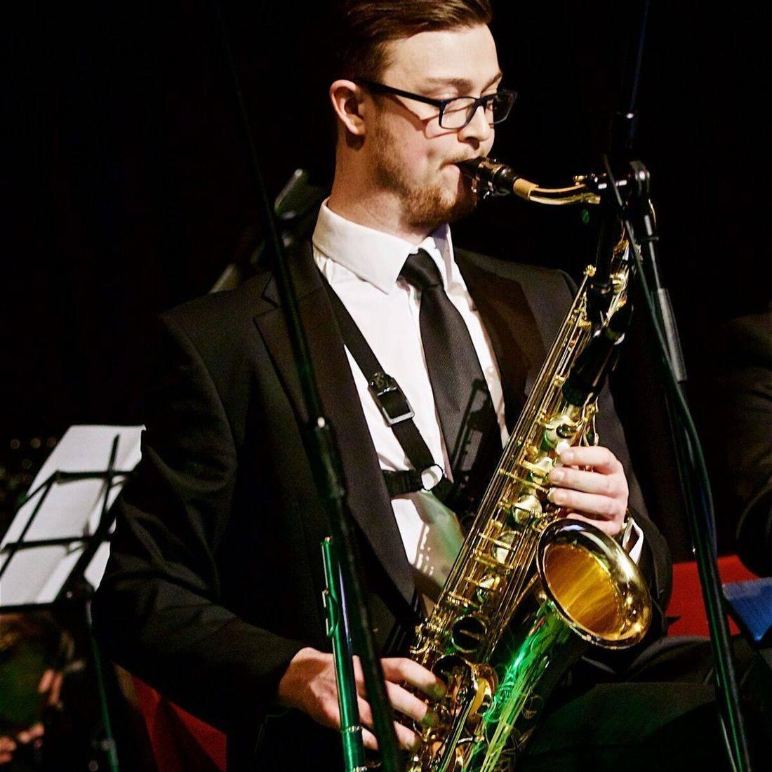 Elliot Drew saxophone