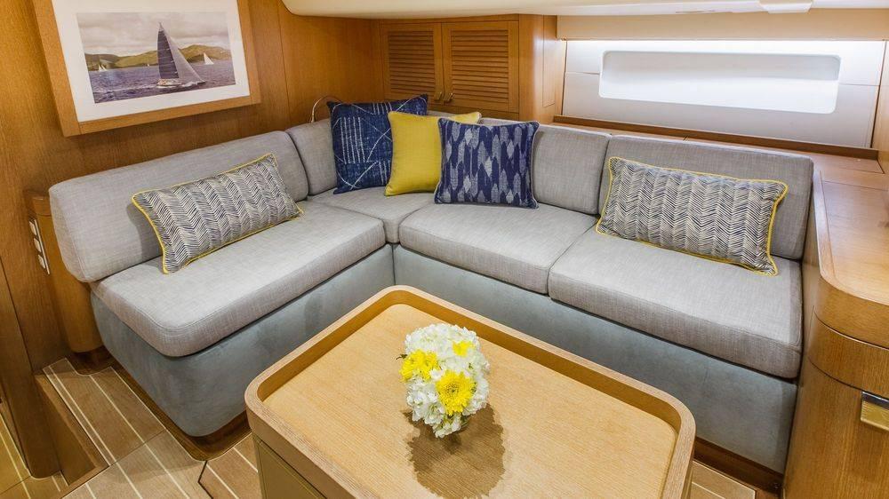 Newport Yacht Interiors, custom bedding, yacht cushions, custom cushions