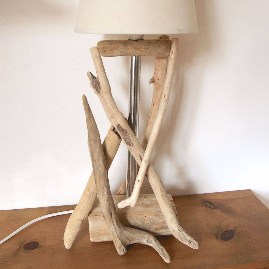 Driftwood Lamp 5