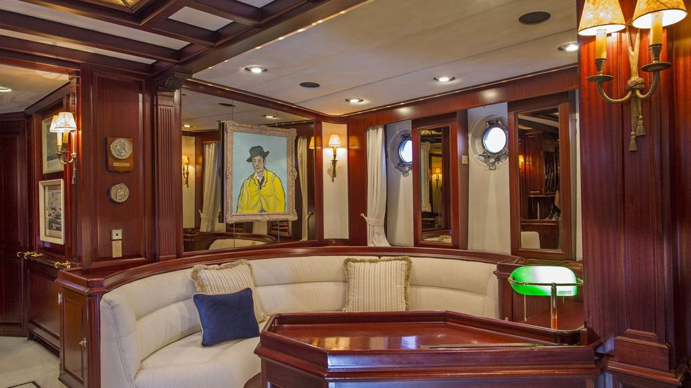 Pete Townshend, Newport Yacht Interiors