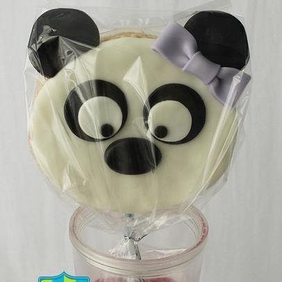 Panda Face RKTreat Milwaukee
