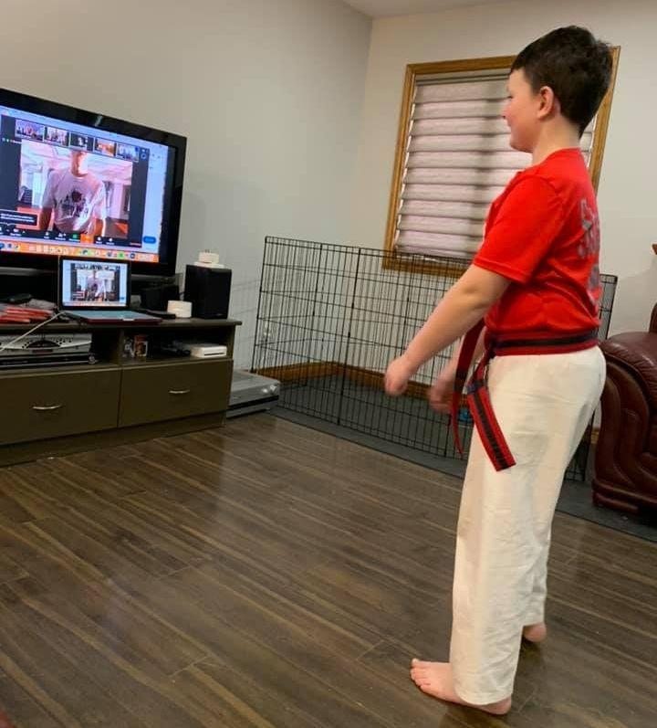 Discipline, Confidence kids karate classes