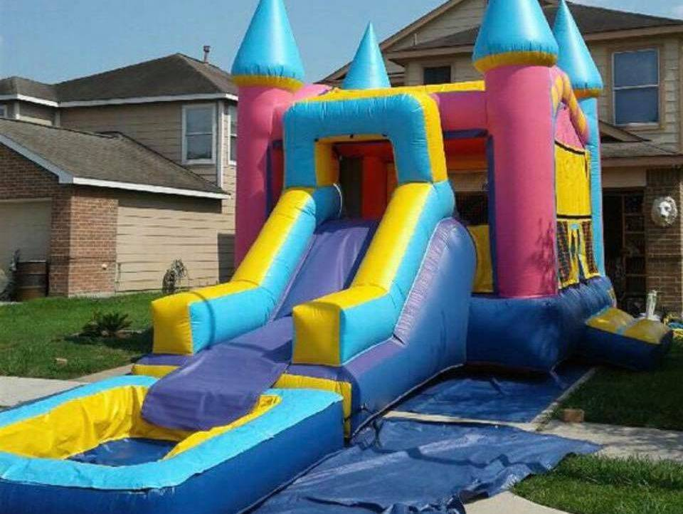waterslides for rent