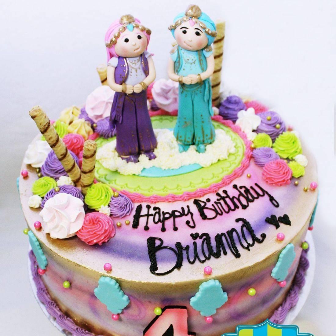 Magic Carpet stylized cakes milwaukeeRetirement Fishing Cake