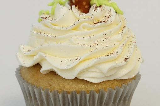 Pumpkin Patch Cupcake