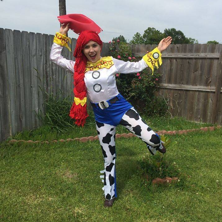 Jessy Cow Girl Toy Story