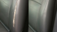Leather surface repair