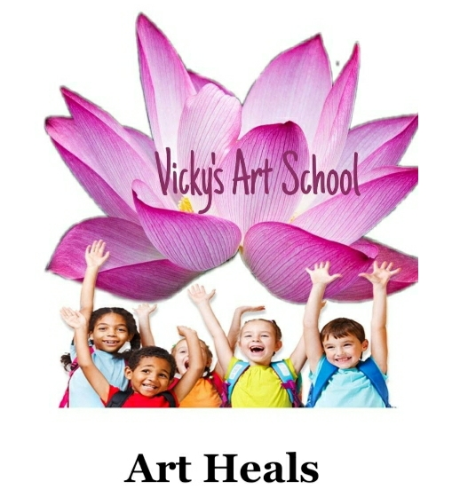 Vicky's Art School