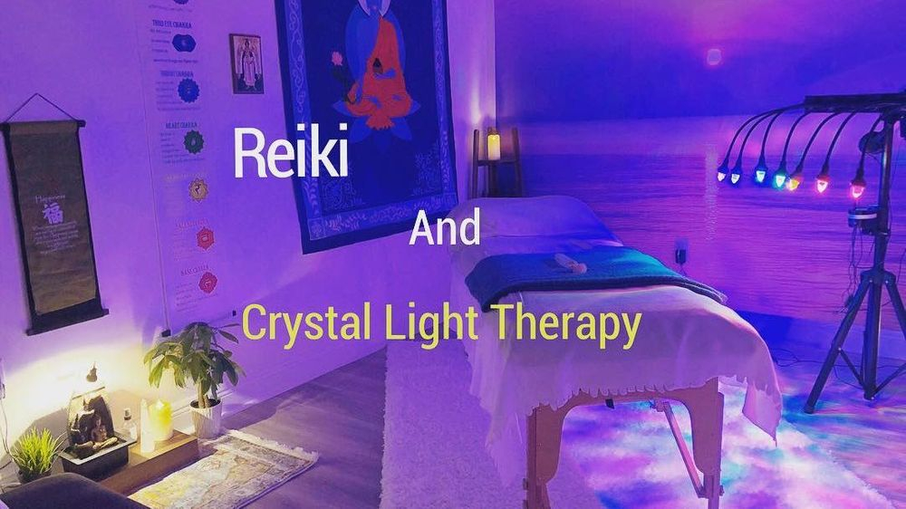 Best Psychic Readings Crystal Light Therapy