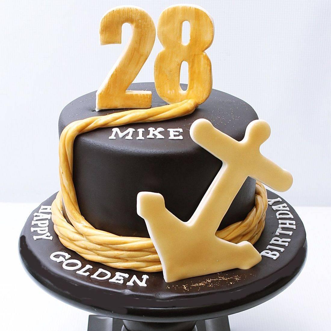 Custom  Anchor Away Cakes Milwaukee