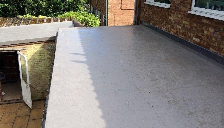 Flat Roof Renewal