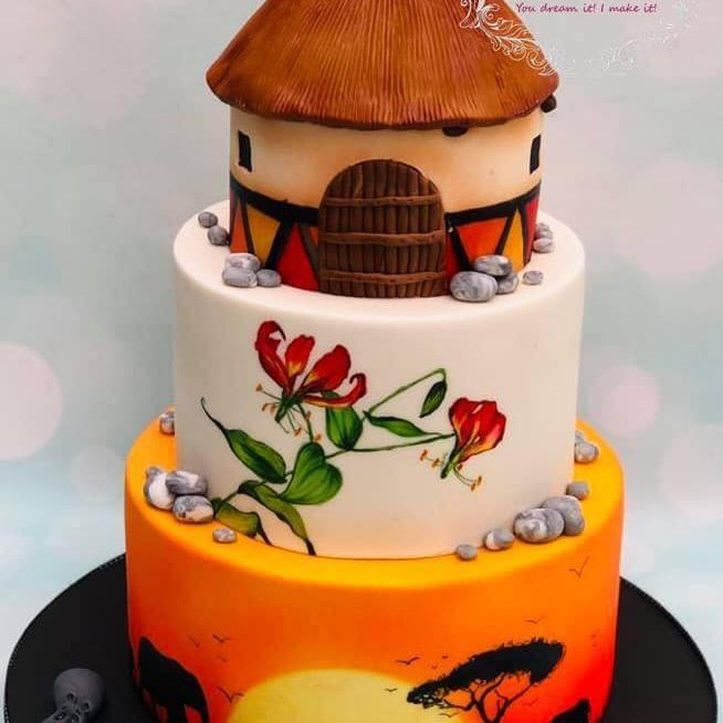 Africa Cake