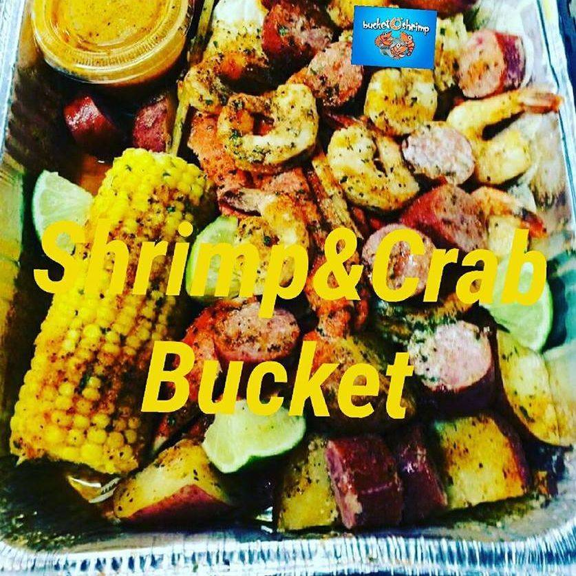 Shrimp & Crab Bucket (Low Country Boil)