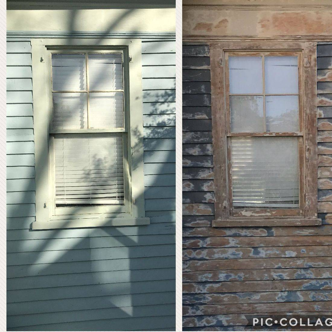 exterior, painting, wilmington nc, leland nc, high end, historic home, dowtown, before after, scraping, window, casing