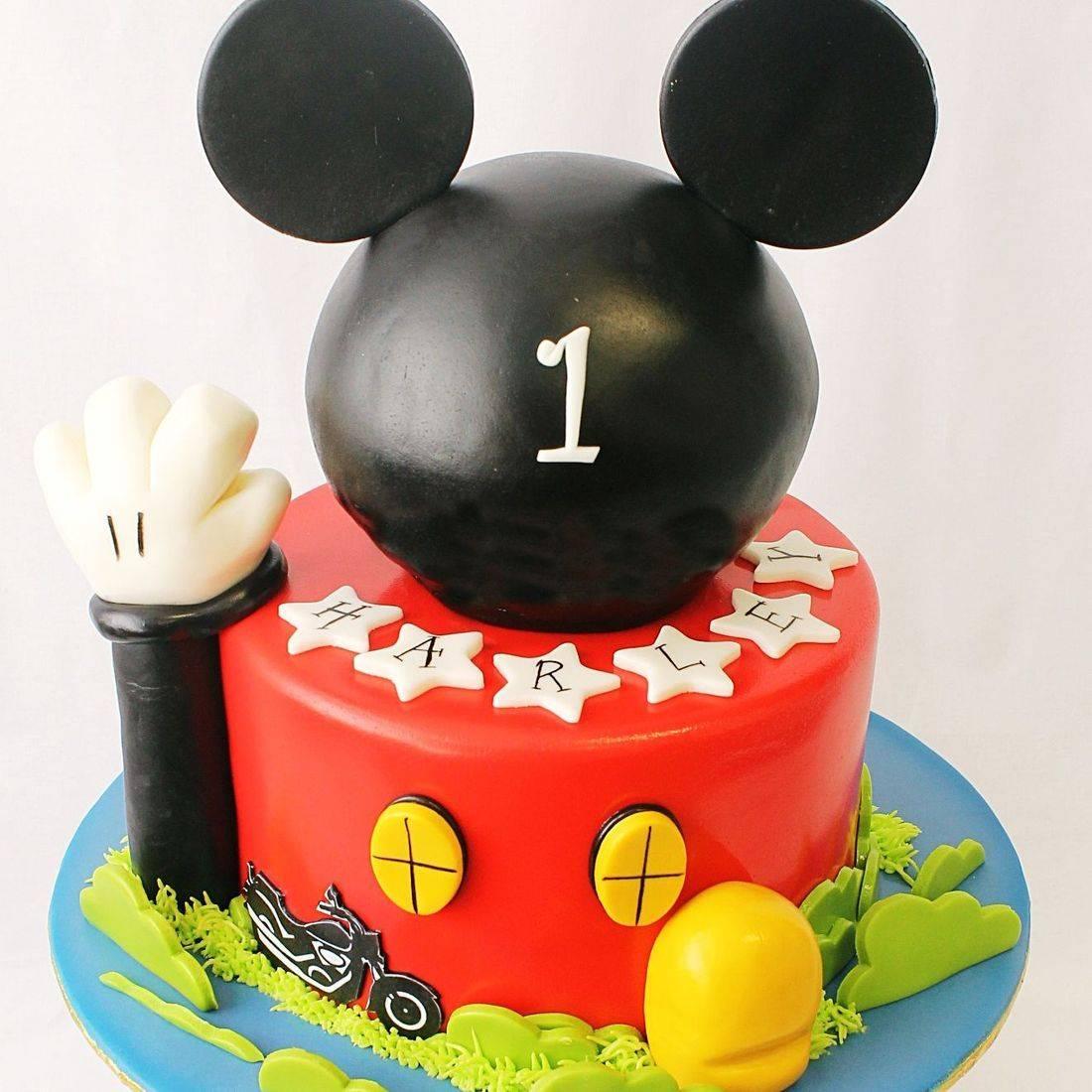 Custom  Mickey Mouse Clubhouse Cakes Milwaukee