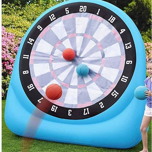 Giant Ball Dart Game