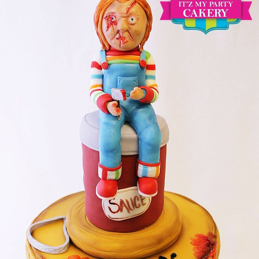 Custom  Chuckee Cakes  Milwaukee