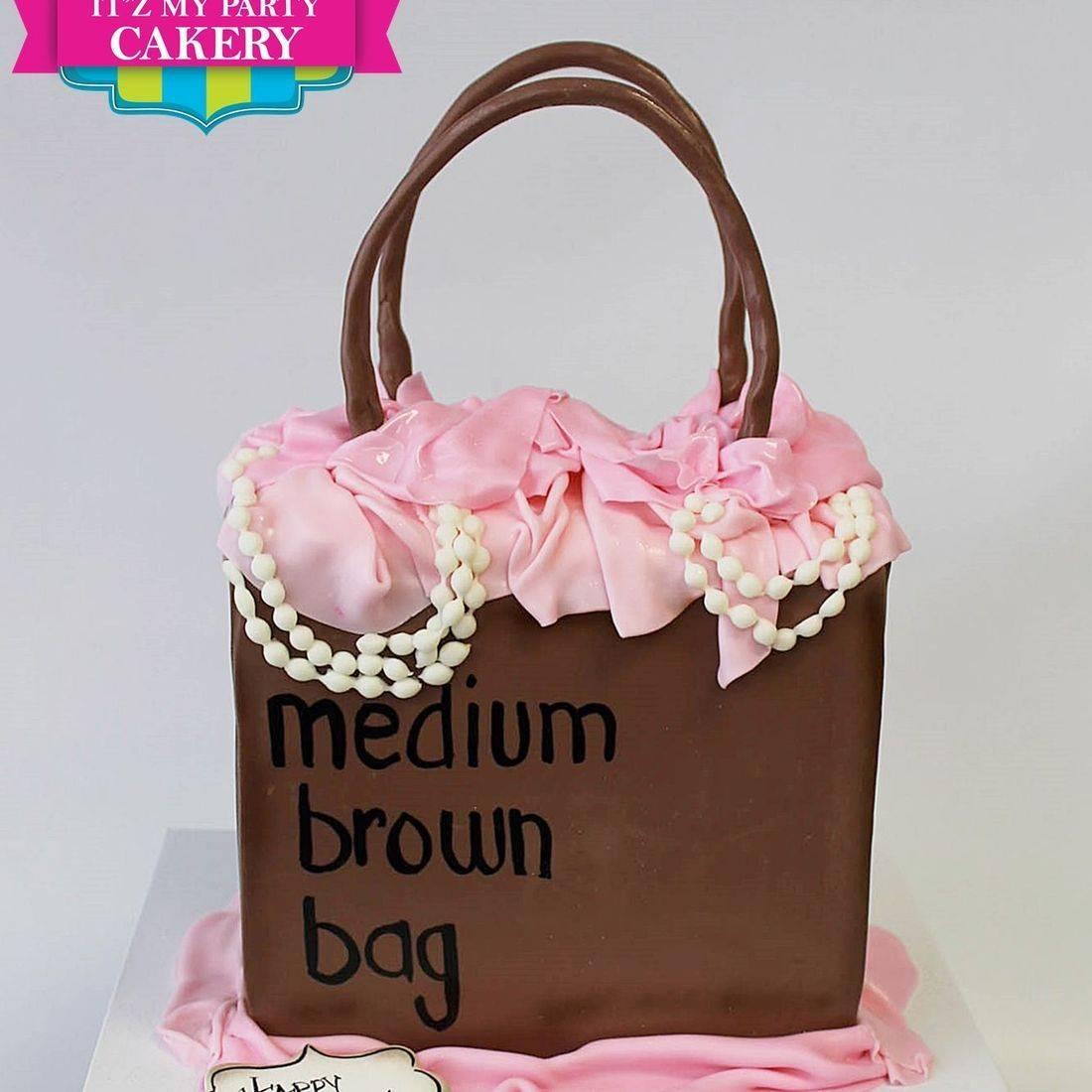 Brown Bag Cake Dimensional Cake Milwaukee