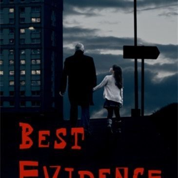 Promo image for, Best Evidence, thriller feature optioned by Cavendish Fante Picture Company.