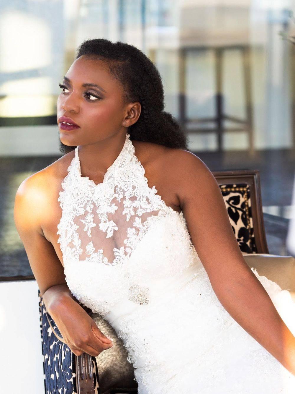 African American Bride, DC VA MD