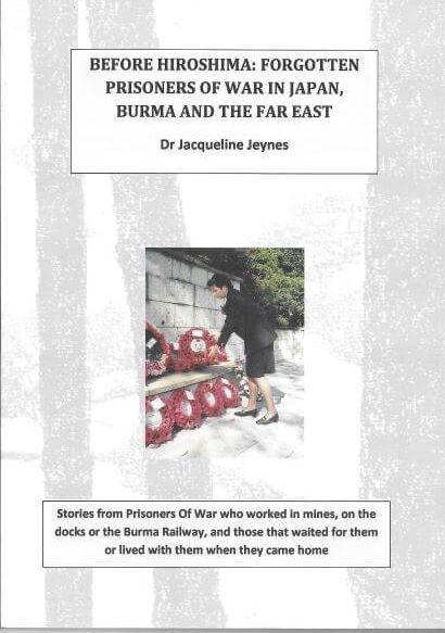 FEPOWs, WWII, Burma, Japan