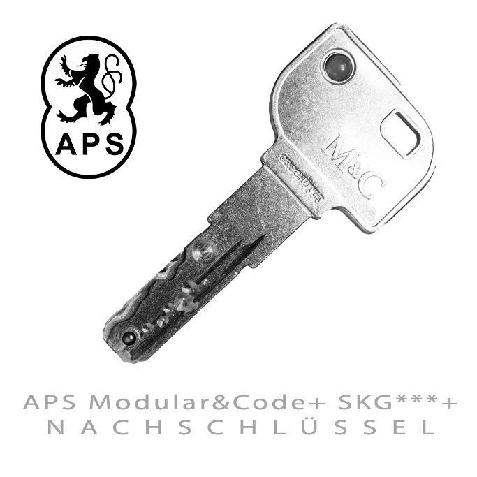APS Modular & Code + SKG***+ Nachschluessel