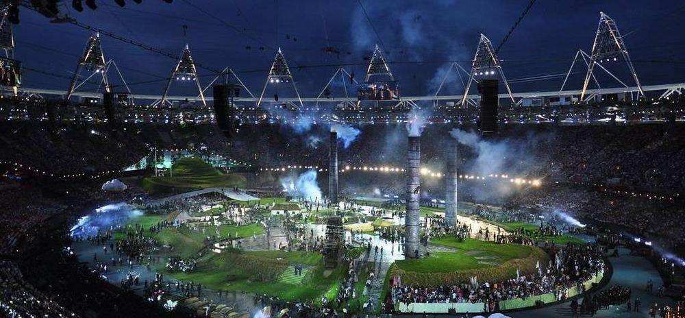 Destiny Michelle Pandemonium Drummer London 2012 Olympics Opening Ceremony