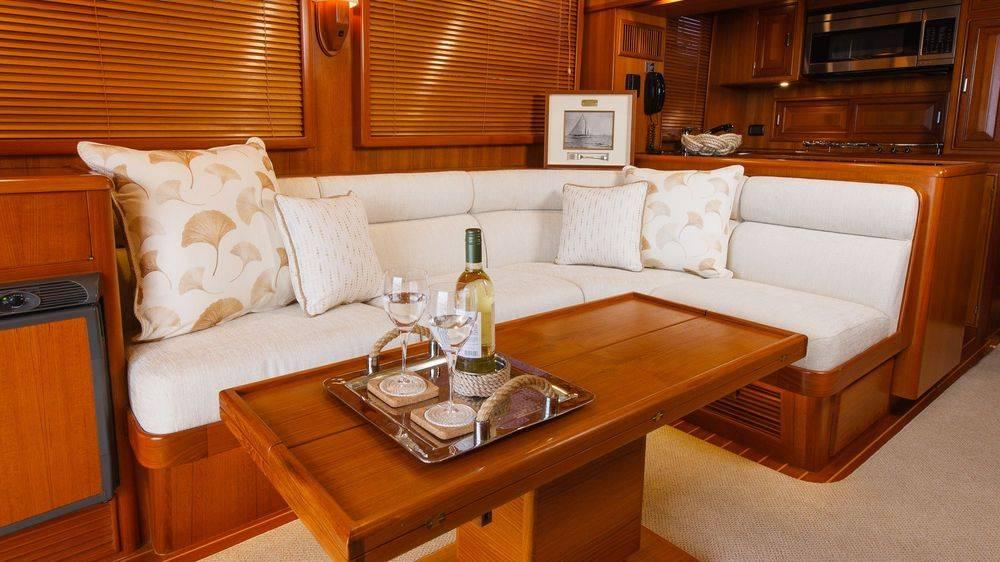 Newport Yacht Interiors, yacht upholstery, yacht cushions