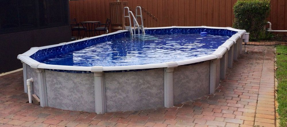 12x24 Oval Aboveground Pool