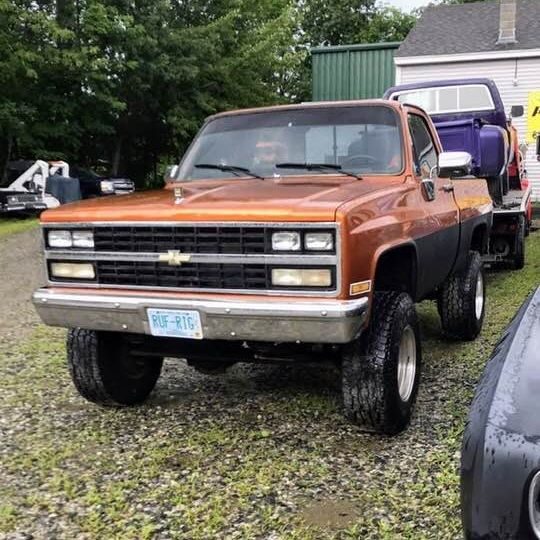 1984 Chevy K20