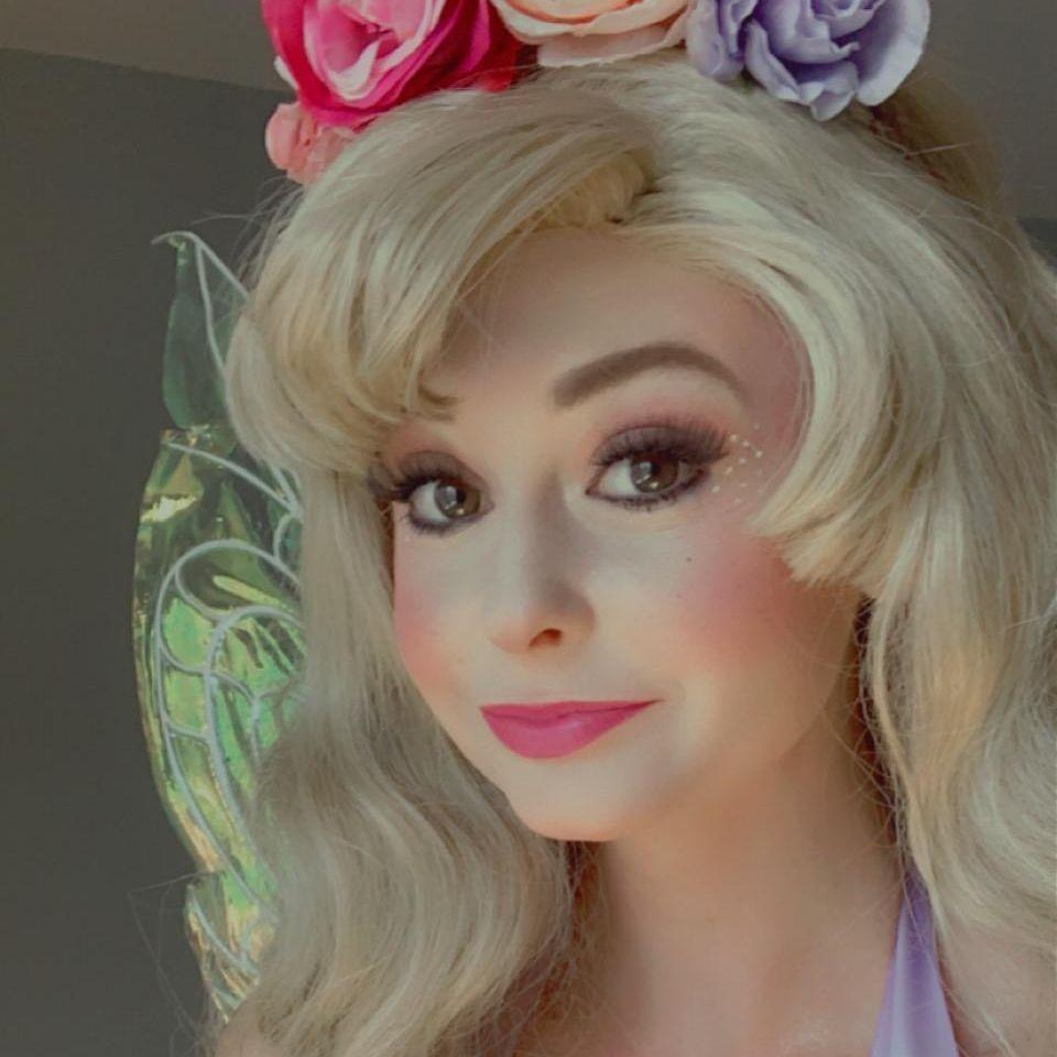 Fairies Fairy party character San Antonio TX