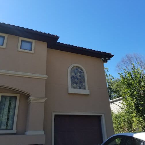 Front-facing Window Replacement Arcedo Construction