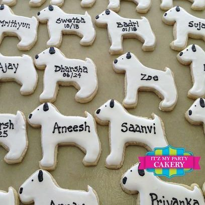 Dog Cookies Milwaukee