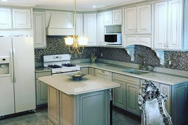 Acredo Construction Kitchen Remodeling