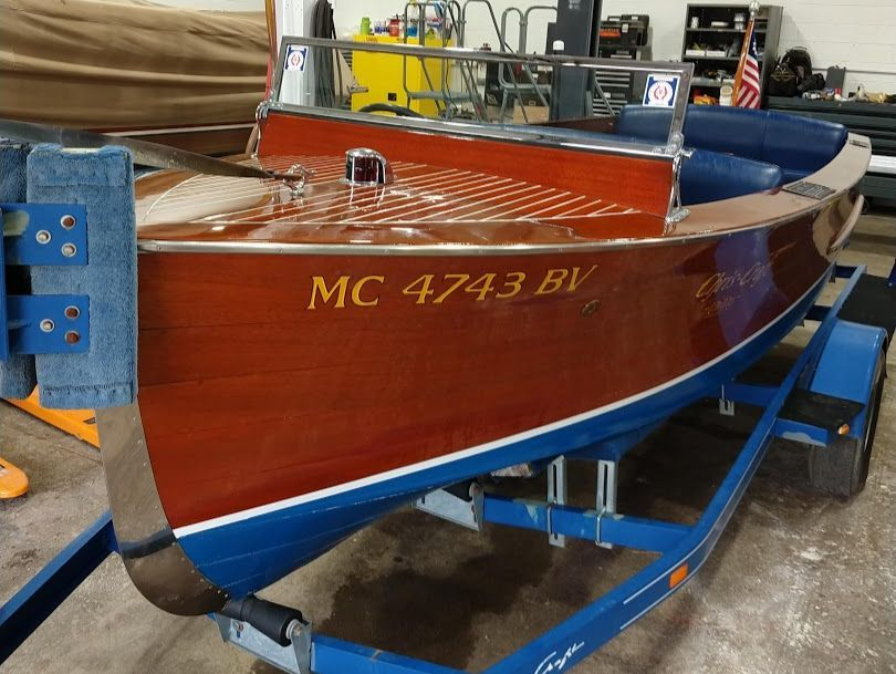 Chris Craft Runabout for sale
